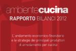 Rapporto Bilanci 2012 – Ambiente Cucina
