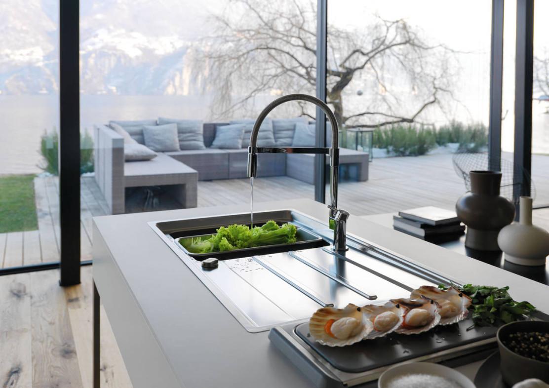 Franke, l\'acqua diventa green | Ambiente Cucina