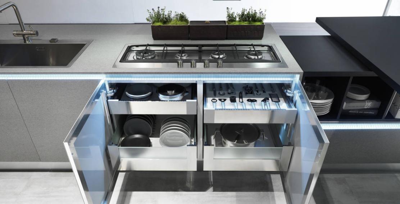 Dentro al cassetto. Nuove attrezzature per lo storage | Ambiente ...