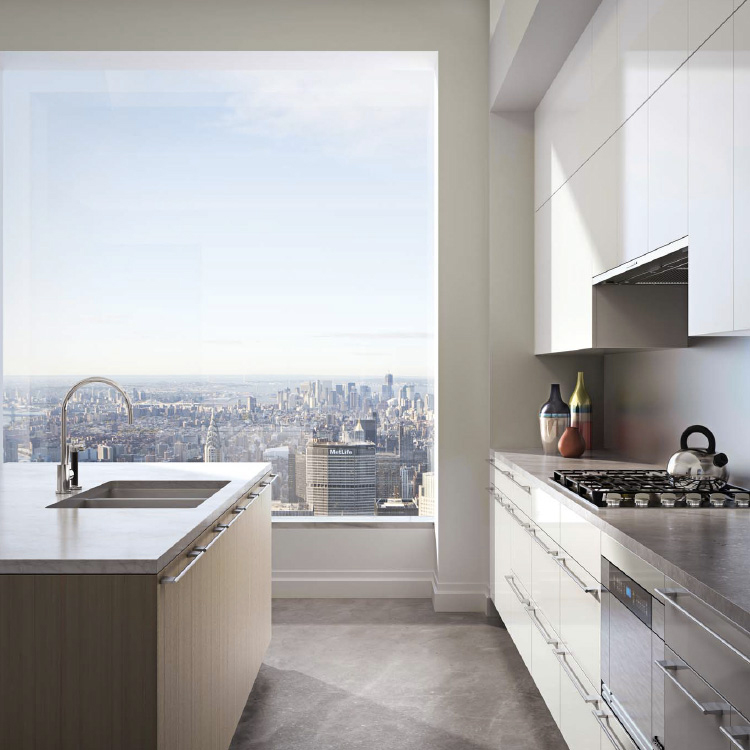 aran cucine per il grattacielo più alto di new york | ambiente cucina - Aran Cucina