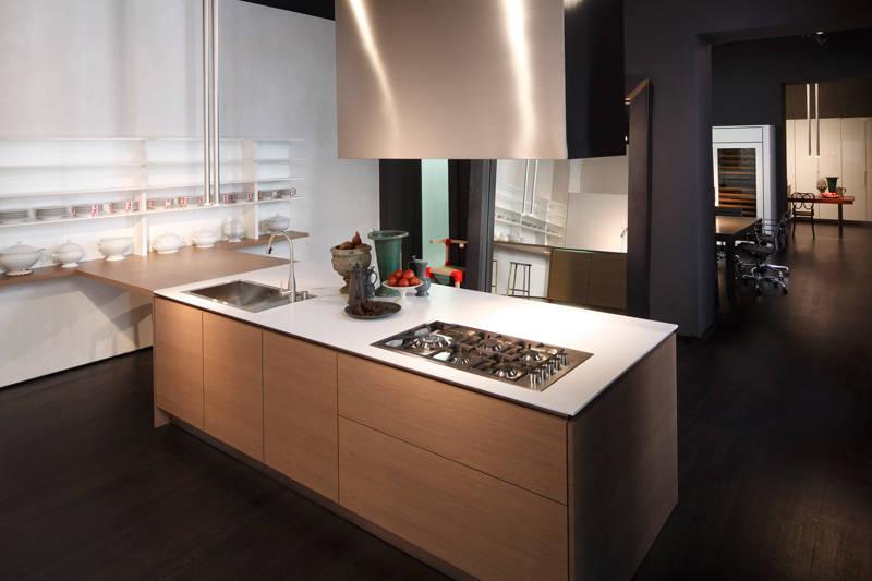 Boffi solferino showroom ambiente cucina - Cucine boffi milano ...