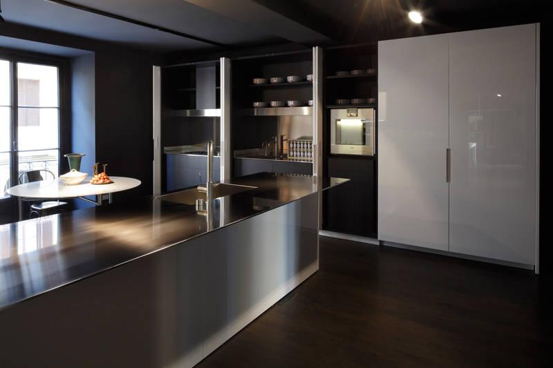 boffi solferino showroom ambiente cucina