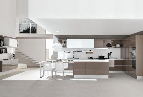 Best Cucine Moderne Con Isola Scavolini Gallery - Design & Ideas ...