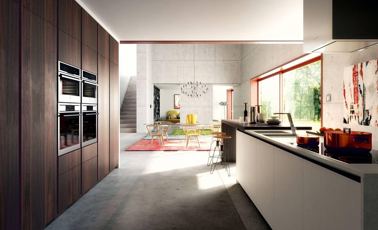 Cucine Legno. Cucine Moderne In Legno With Cucine Legno. Finest ...