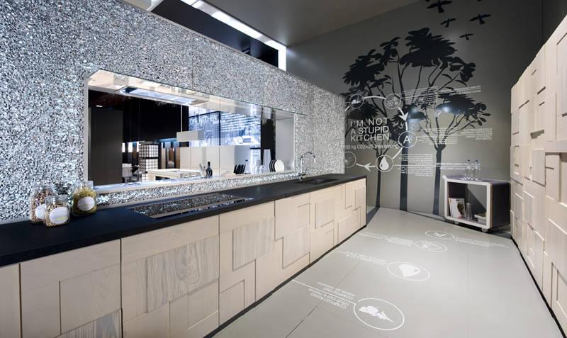 Oreadi, la green kitchen di TM Italia | Ambiente Cucina