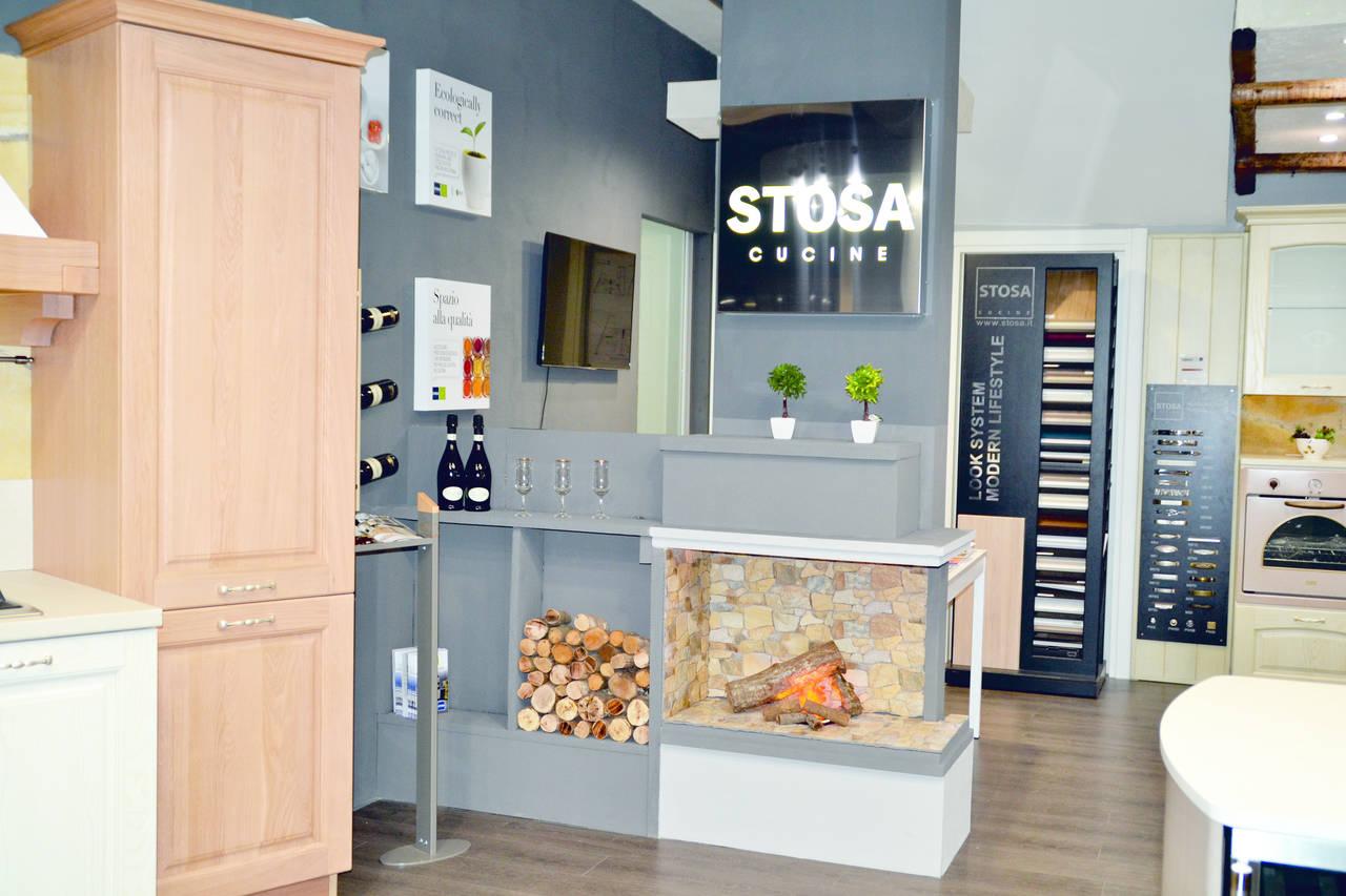 Stosa Point a Cagliari | Ambiente Cucina