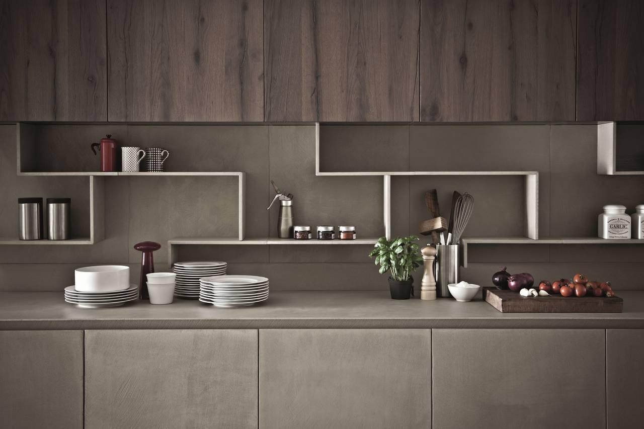Cucine in legno un ambiente caldo e vissuto ambiente cucina - Cucine in cemento ...