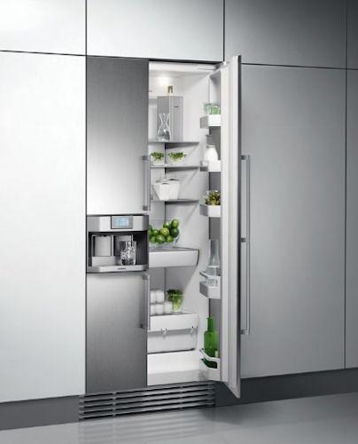 Frigo Americano Dimensioni : Sette grandi frigoriferi ambiente cucina