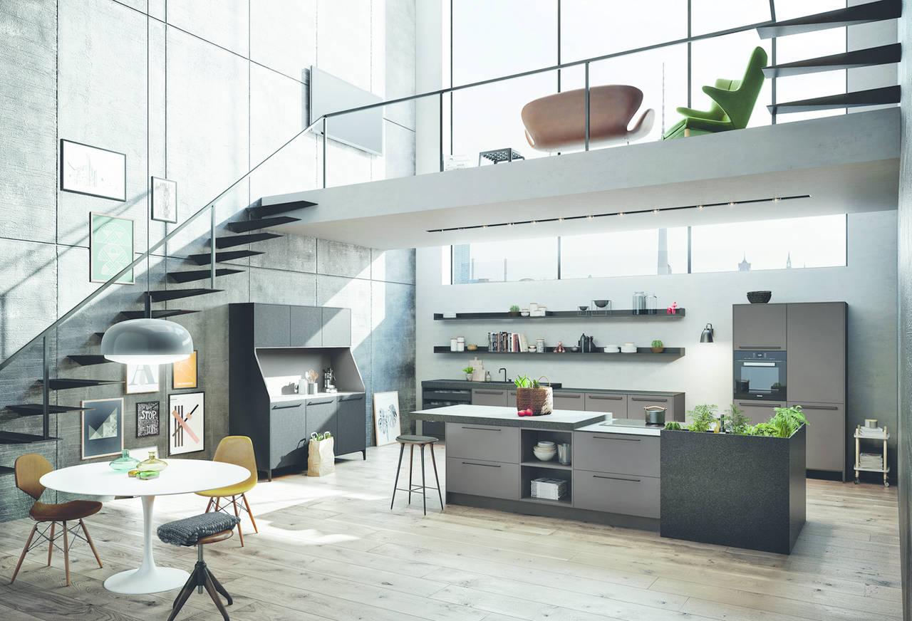 Livingkitchen 2015 focus cucine ambiente cucina for Aziende cucine design