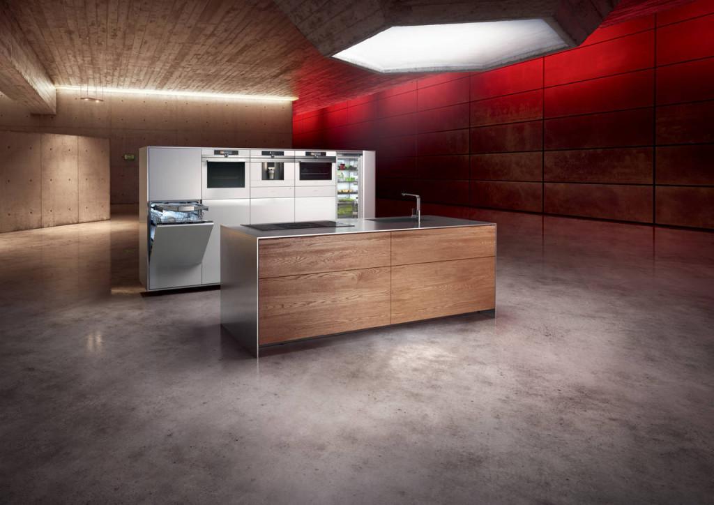 La nuova gamma di elettrodomestici iq700 Seires di Siemens