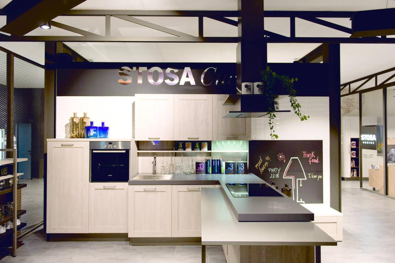 Apre a bologna il primo stosa store dell 39 emilia romagna ambiente cucina - Outlet cucine emilia romagna ...