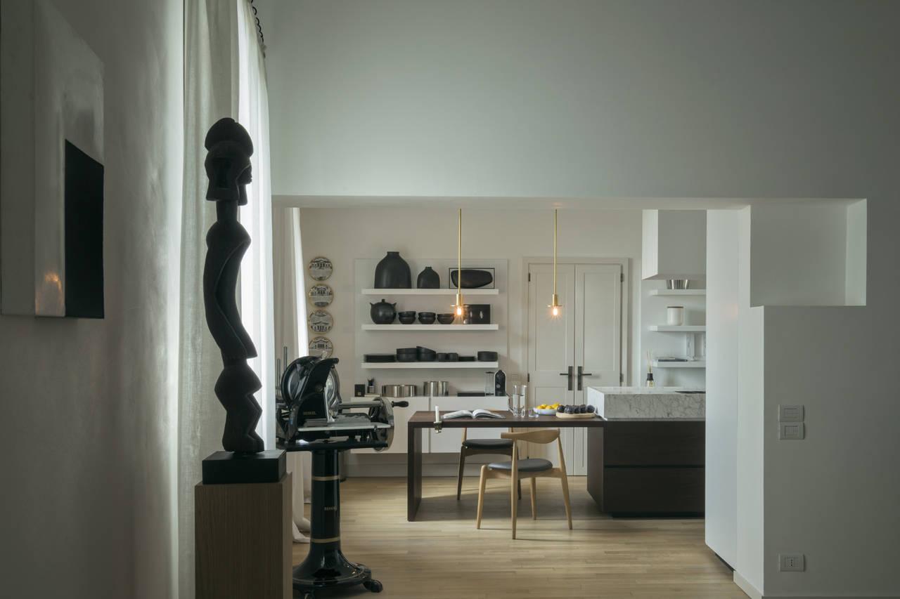 progetto ristrutturazione parisotto formenton ambiente cucina