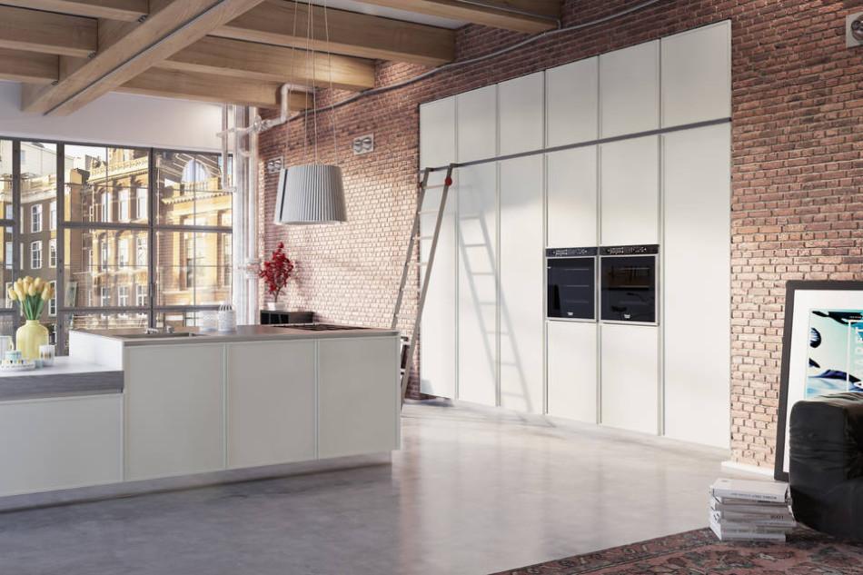 Ambiente cucina for Futuro del classico