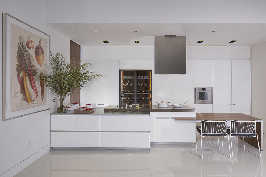 cucina icon showroom ernestomeda los angeles mass beverly