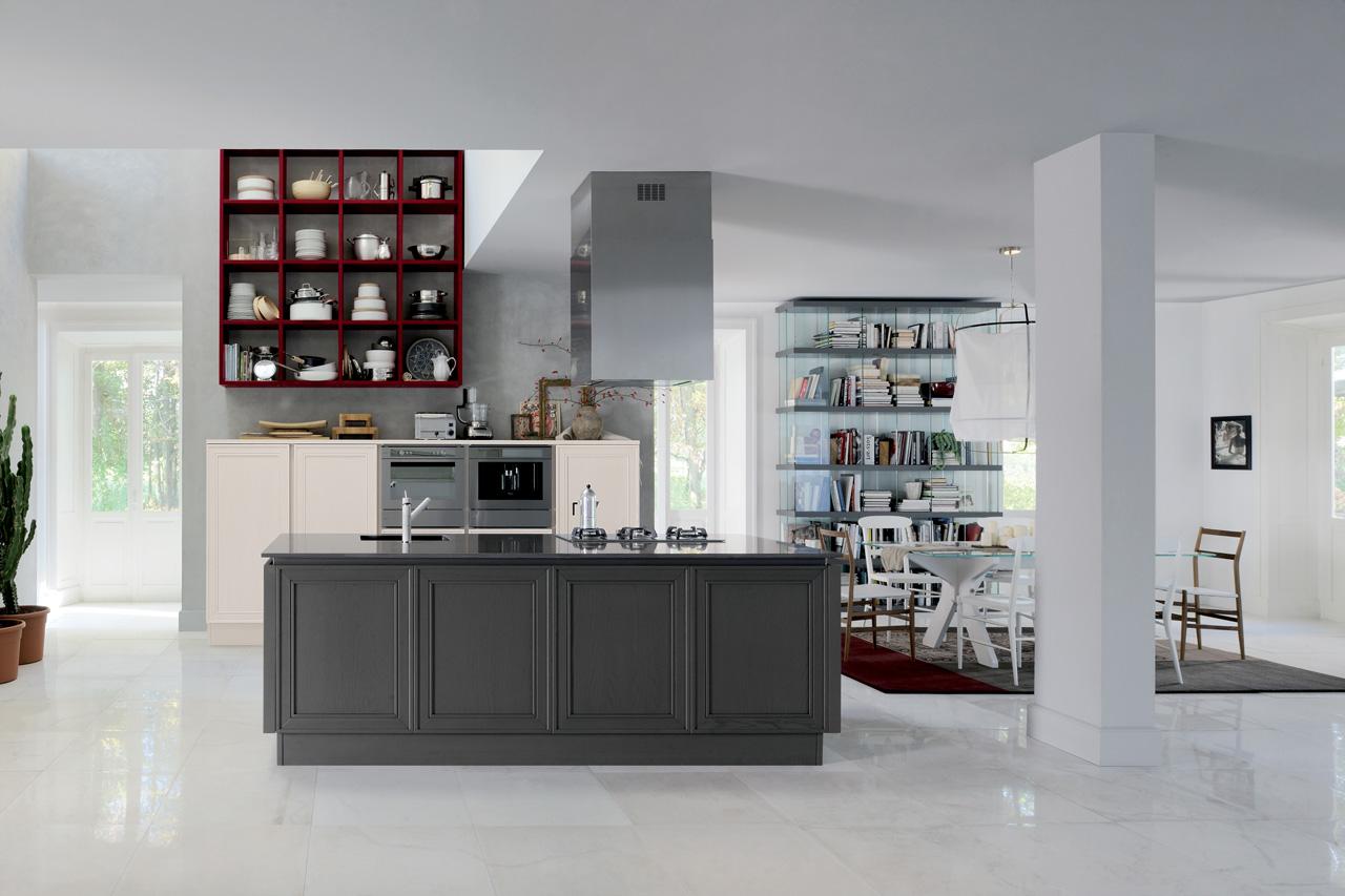 Cucine dal gusto classico-contemporaneo  Ambiente Cucina