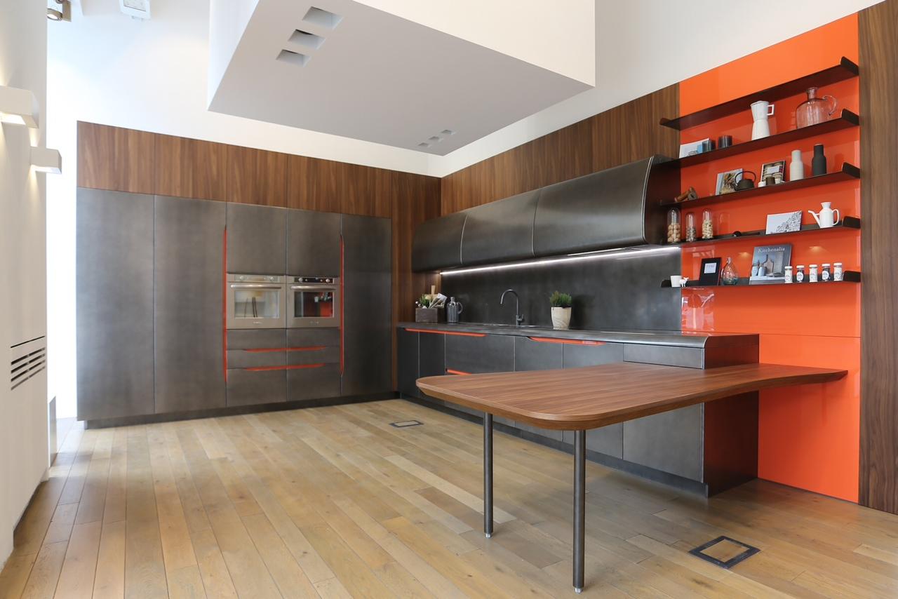 La nuova cucina Miami di Bertone Design per Biefbi 2015