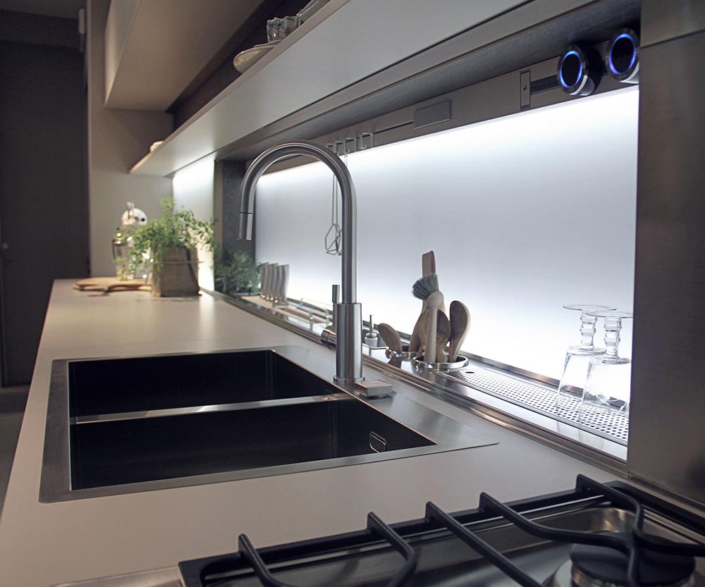 Cucina 20.15 Veneta Cucine, Giovannoni Design