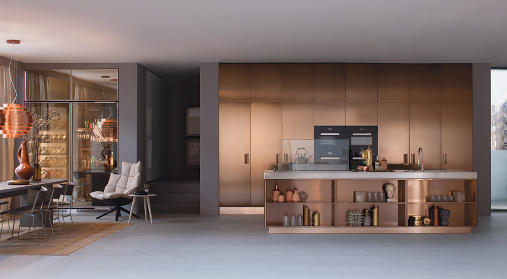 Cucine e design al fuorisalone di milano ambiente cucina - Cucina molecolare milano ...