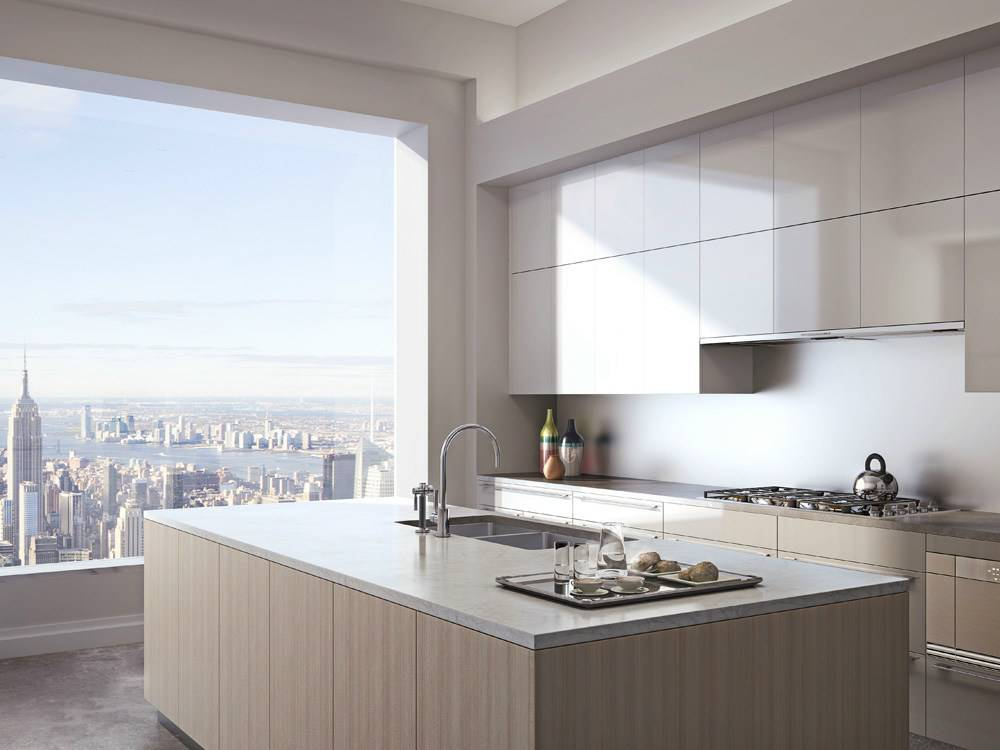 Cucine contract Aran Cucine a New York City 432 Park Avenue - Ambiente Cucina