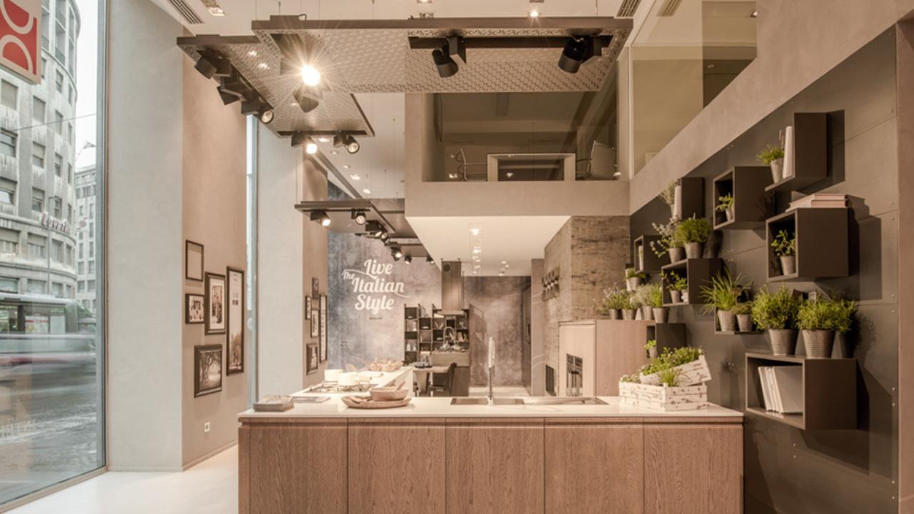 Mobili Bagno Berloni Catalogo.Berloni Nuove Idee Per La Cucina Ambiente Cucina
