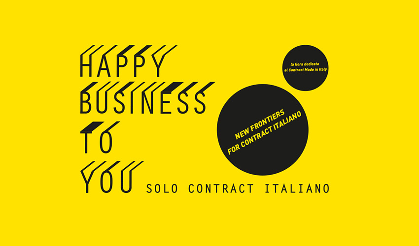 happy business to you contract italia
