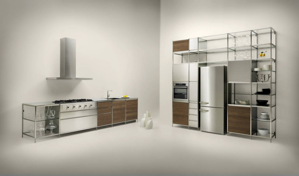 La cucina Genius Loci di Valcucine   Ambiente Cucina