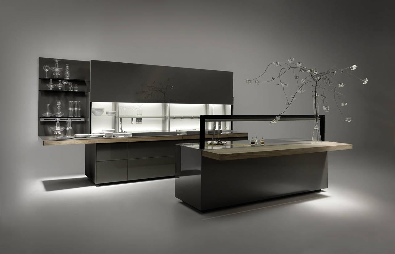Valcucine, la nuova cucina Genius Loci progettata da Gabriele Centazzo