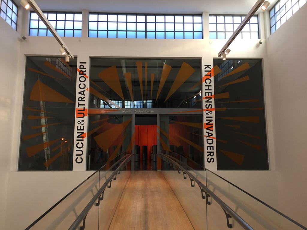 cucine & ultracorpi mostra triennale design museum milano 2015