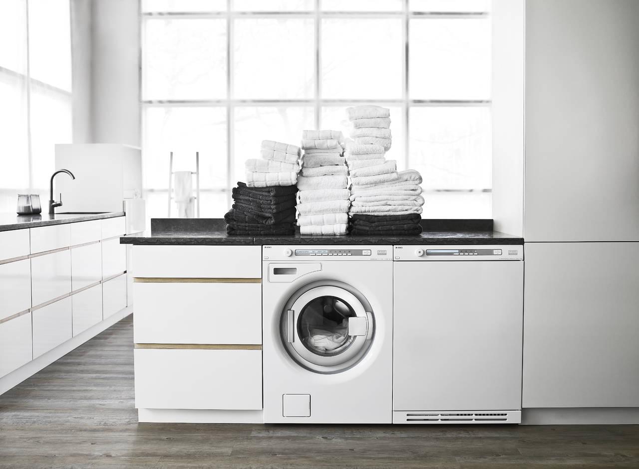 Asko un brand premium ambiente cucina - Lavatrice in cucina ...