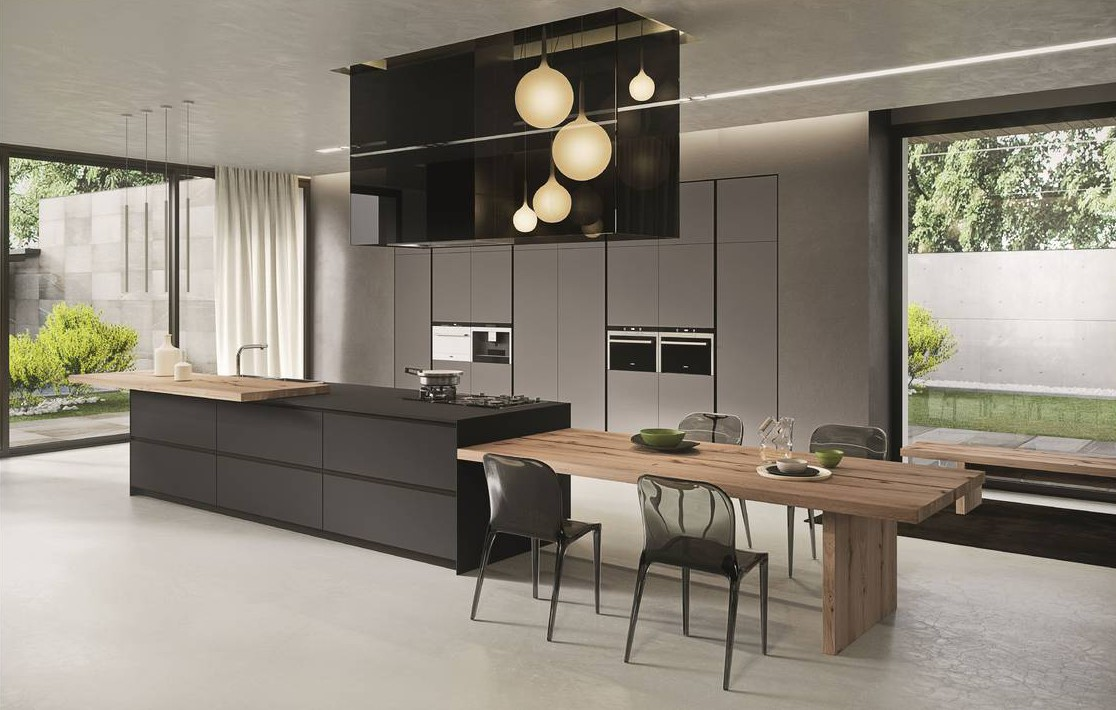 Assez Superfici e finiture resistenti per la cucina | Ambiente Cucina TU17