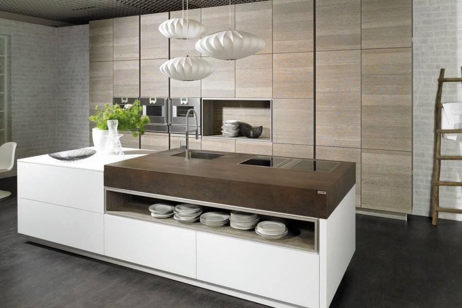 Top Design Keukens : Metamorfiche e stabili; malleabili ma ...