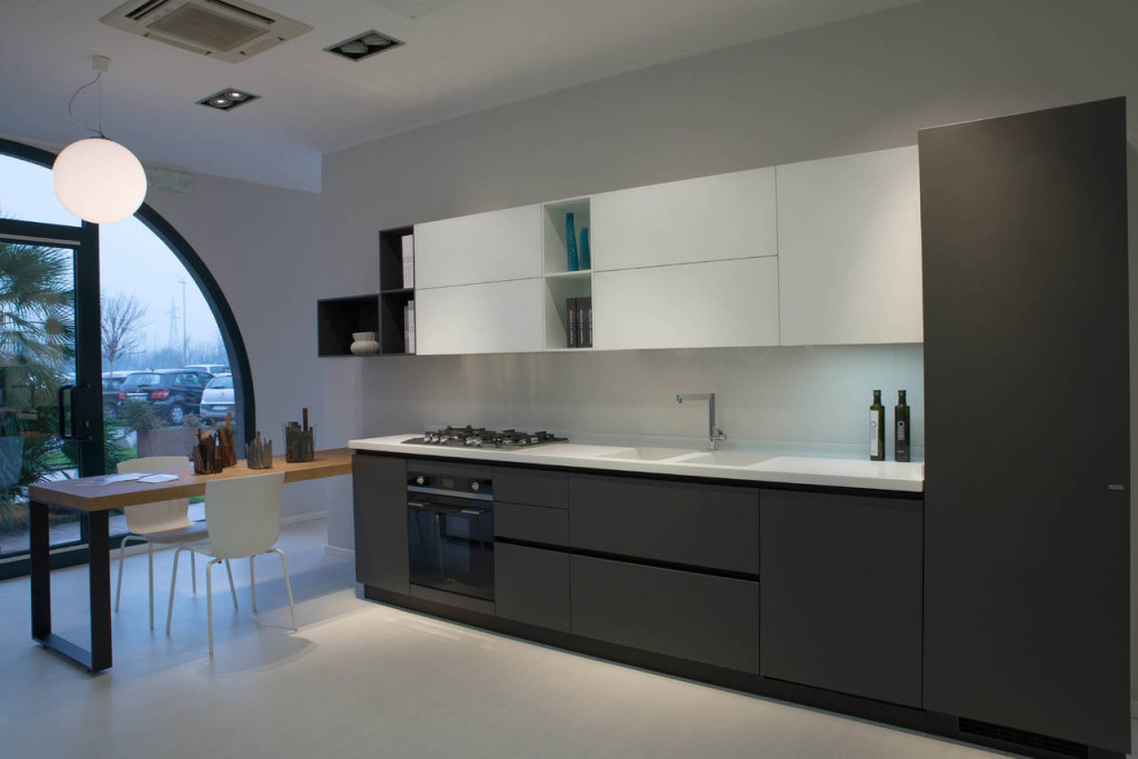 Scavolini Store Manerbio - interni showroom