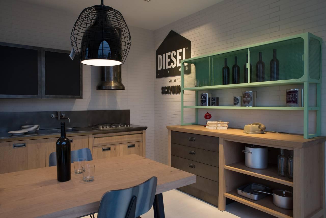 Scavolini Store Manerbio - Diesel With Scavolini cucine