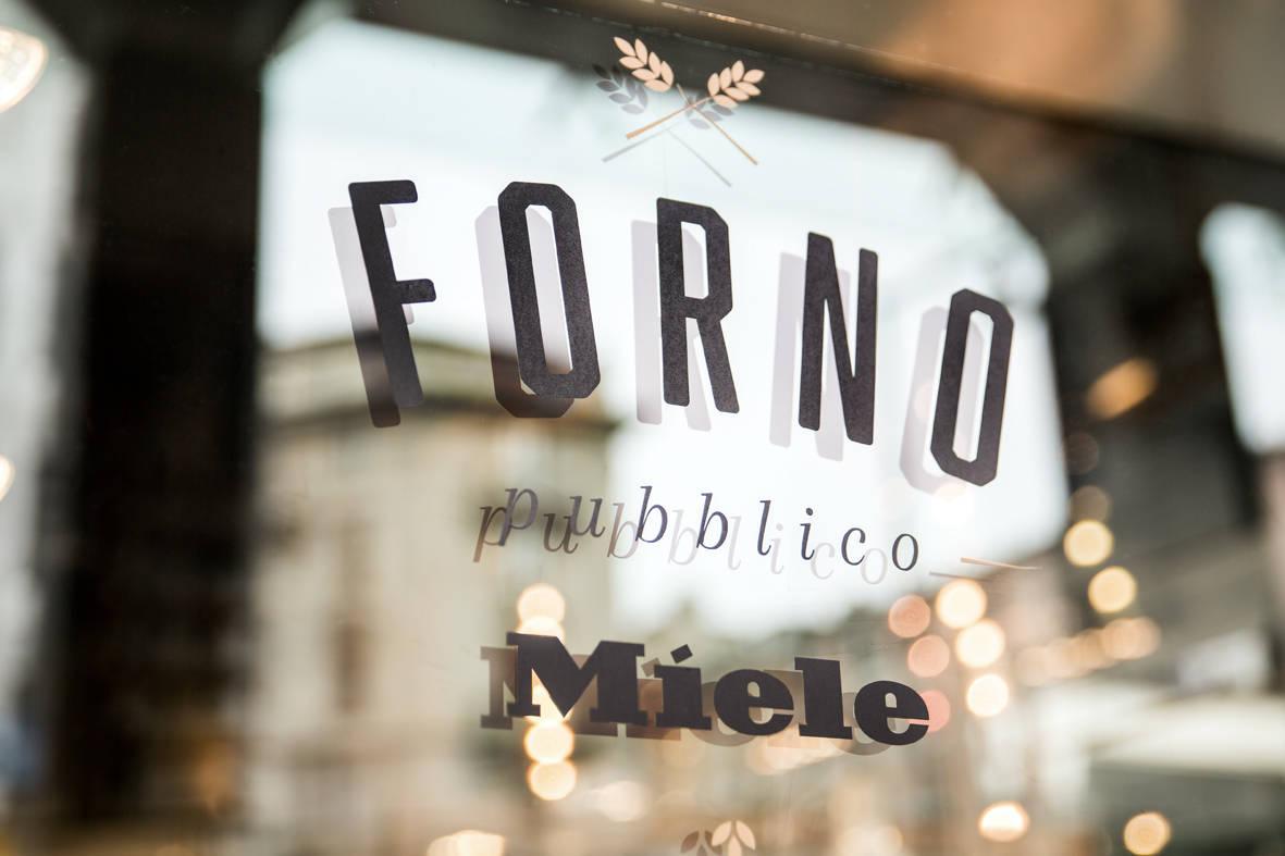 Expo Milano 2015, Logo Forno Pubblico by Miele a Milano