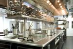 Cucina Molteni per il ristorante La Mantia di Milano