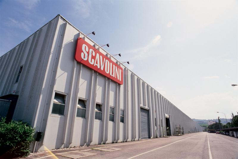 Scavolini azienda, stabilimento di Pesaro