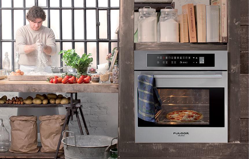Pizza e pane fatti in casa con i forni di ultima generazione - Forno a vapore prezzi ...