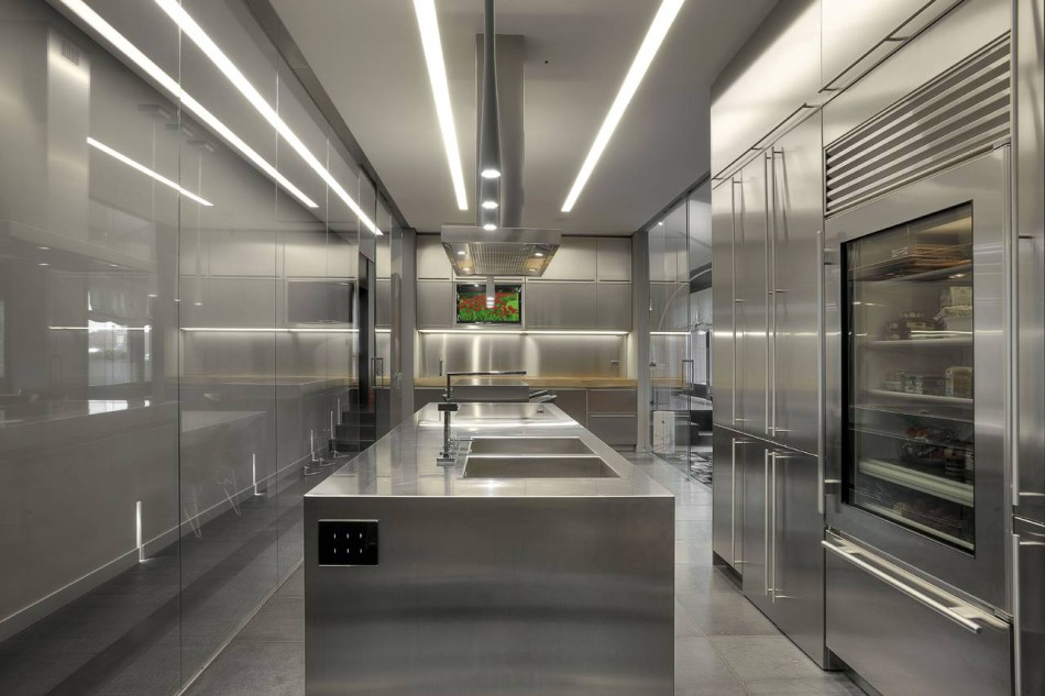 Degustazione high tech in una cucina a torino ambiente cucina - Cucine wolf italia ...