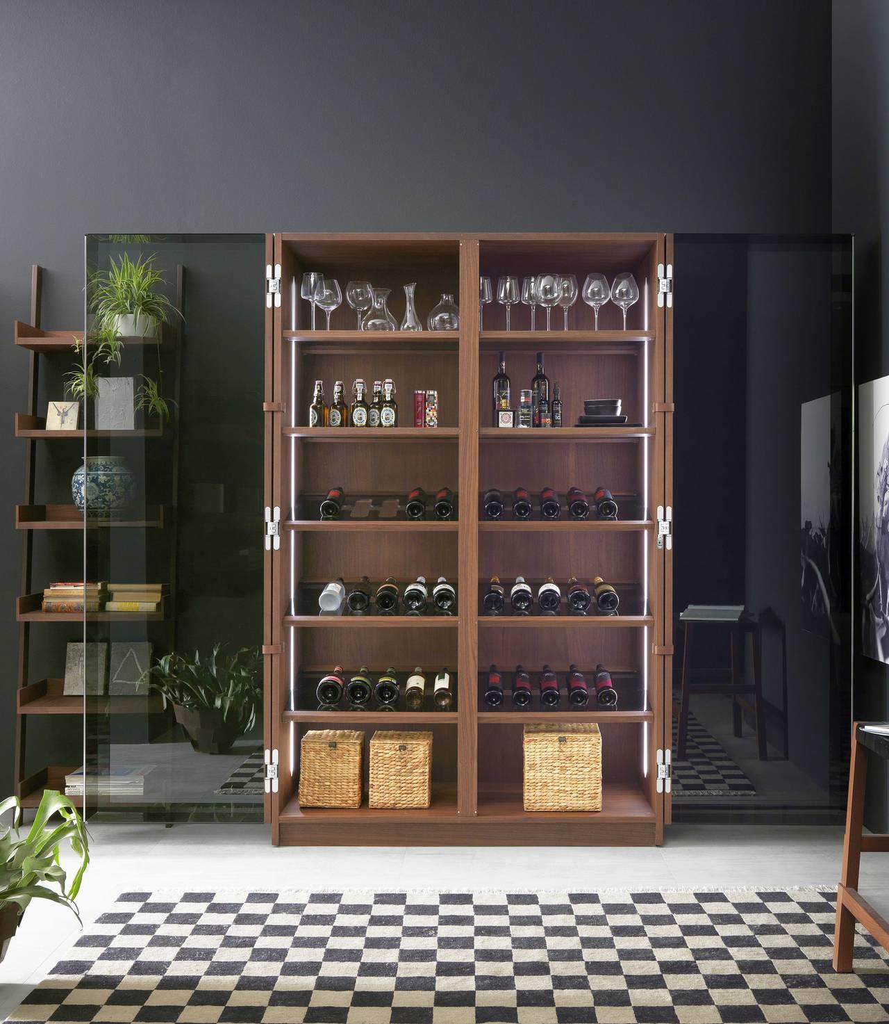 Cantine vino per degustazioni in casa ambiente cucina for Arredamento cantina vino
