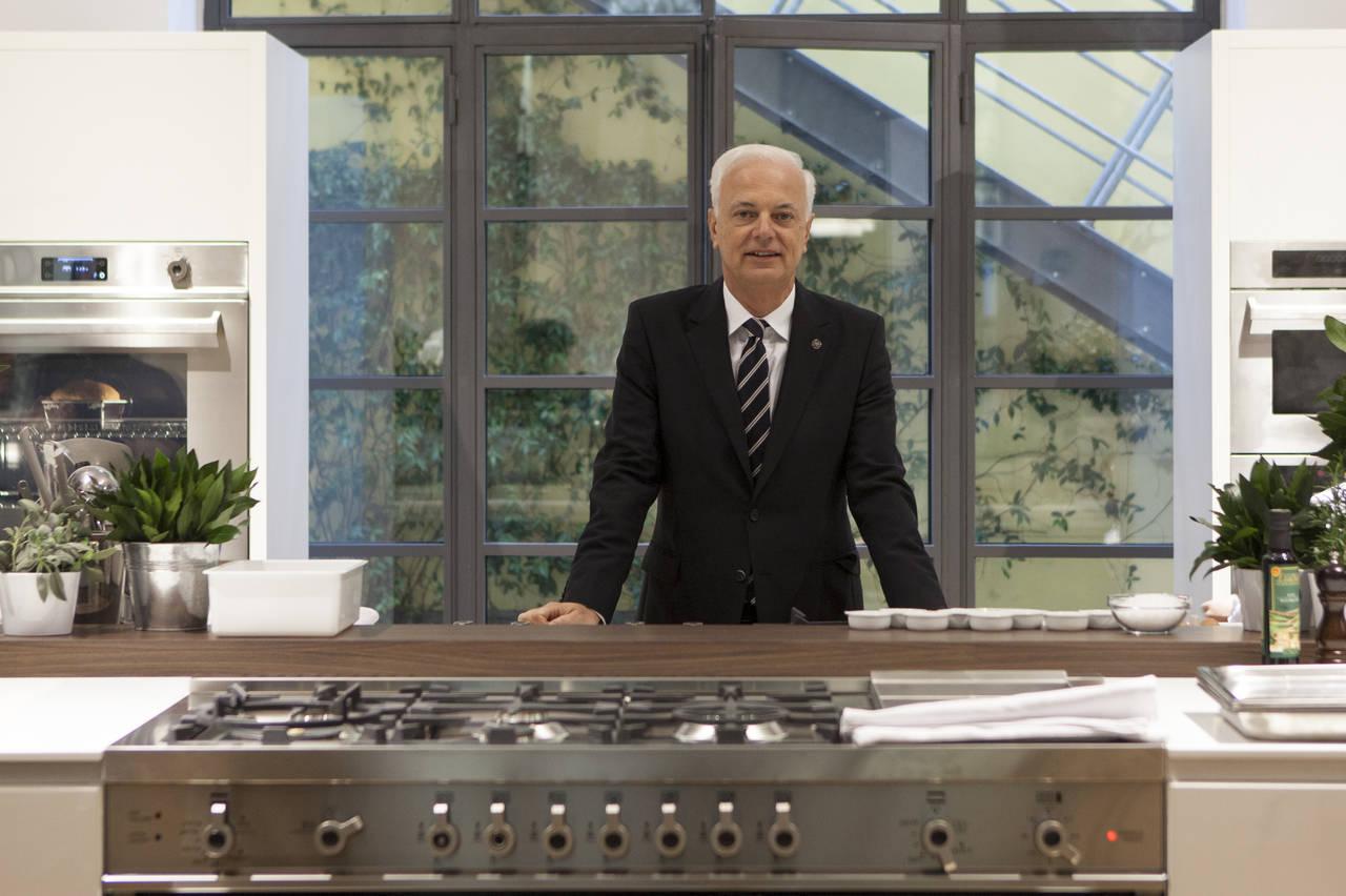 Paolo Bertazzoni, AD Bertazzoni - azienda con fatturato in crescita