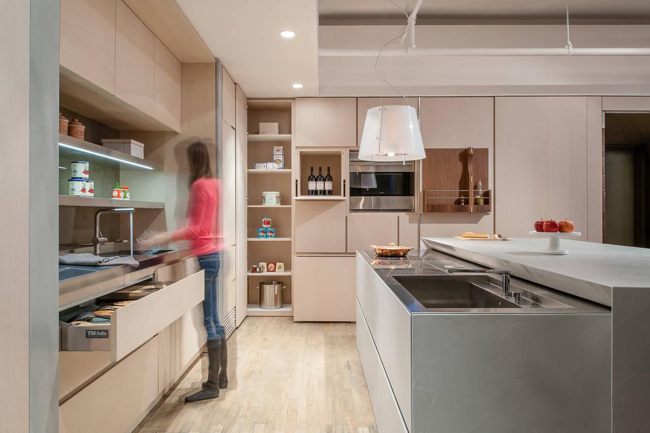 Cucina Su Misura Design Apart A New York Ambiente Cucina