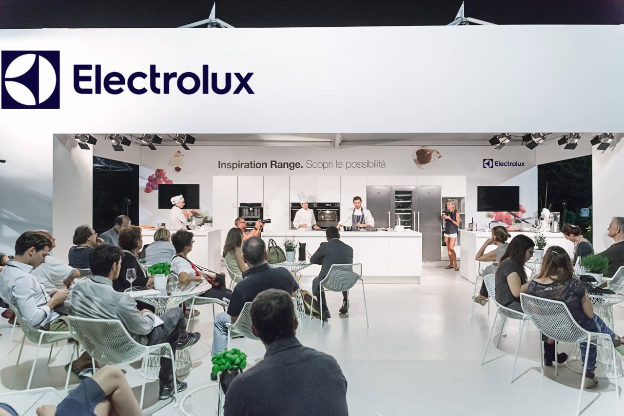 Taste of Milano - Electrolux 2015