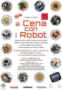 INVITO _A cena con i Robot_