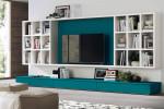Scavolini Living - modulo indipendente Modulo 365 tra cucina e zona living. Modello Liberamente