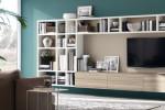 Scavolini Living - modulo indipendente tra cucina e zona living. Modello Motus