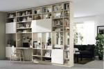 Scavolini Living - modulo indipendente tra cucina e zona living. Modello Scenery