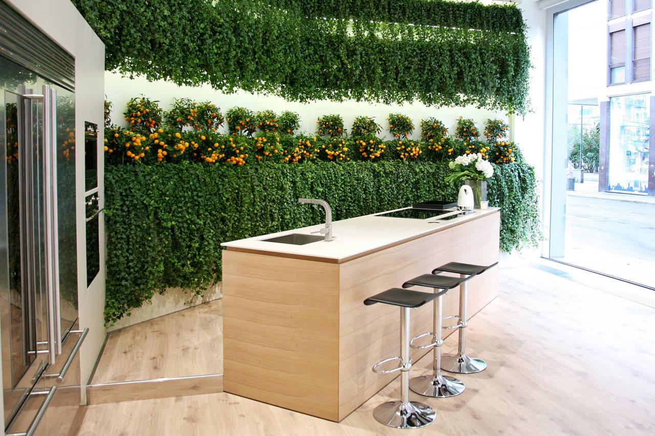 Showroom, Concept Store Smeg - Milano via Moscova 58 2015
