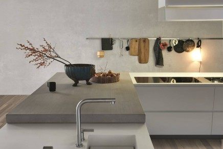 dupont corian per le cucine varenna | ambiente cucina - Varenne Cucine