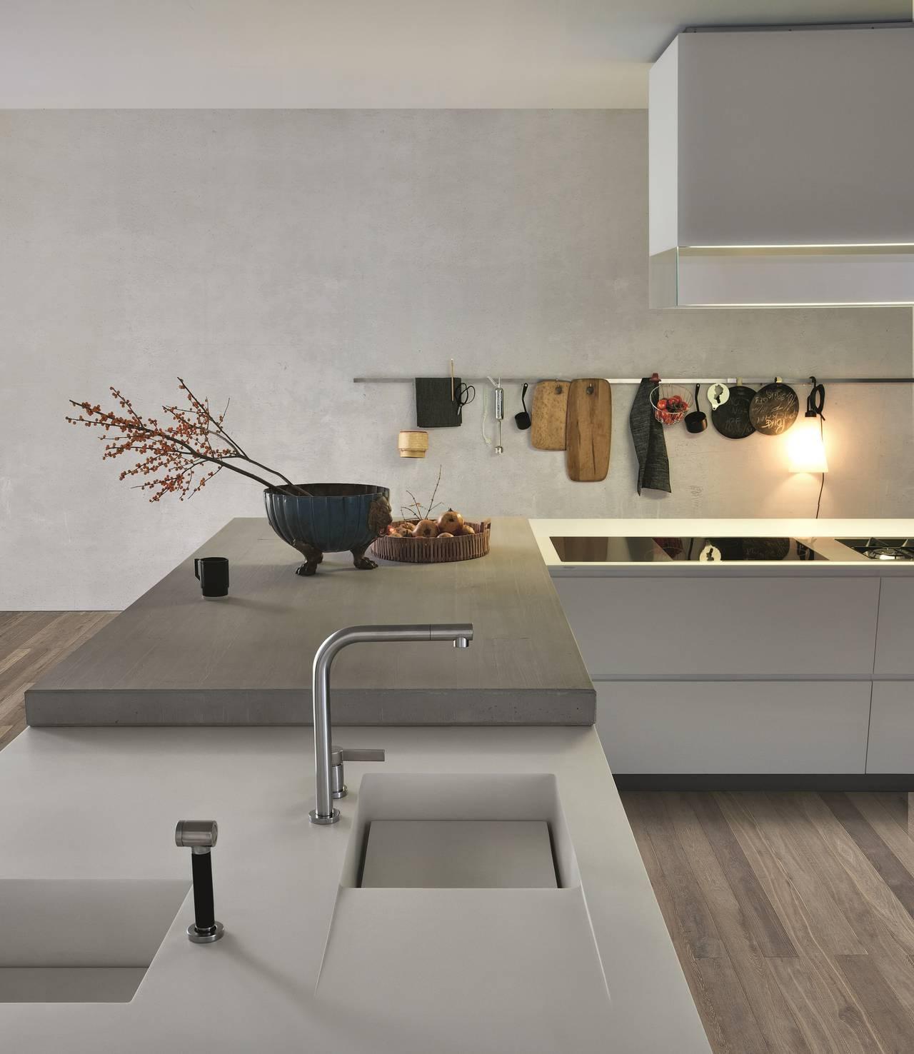 DuPont Corian per le cucine Varenna | Ambiente Cucina