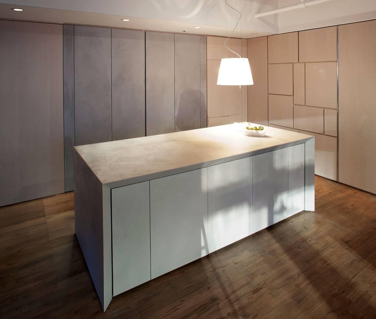 Cucina su misura design apart a new york ambiente cucina - Piano cucina su misura ...